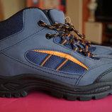 Ботинки демисезонные синие для мальчика новые р. 35, 36, 37, 38, 39, 40