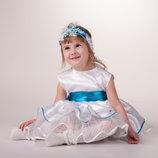 Прокат карнавальный костюм снежинка Киев-Борисполь