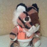 Тигр спортсмен 20 см, б/у