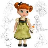 Disney Animators' Collection Anna Анна Аниматор