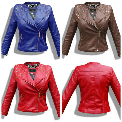 Женская куртка- косуха синего цвета ,женская куртка весенняя