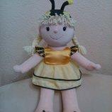 Tesco Мягкая кукла Пчелка Evie, 43 см