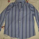 Рубашка Next c длинным рукавом
