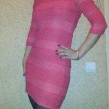 Шикарное яркое платье TopShop
