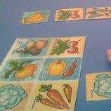 Игра для детей от 2-х лет Овощи, Фрукты Распродажа