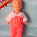 кукла старинная, года 50 -70 коллекционная.