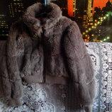 Шуба шубка курточка искусственная