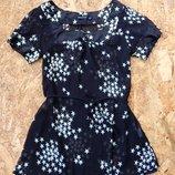 майка р-р S, маечка, футболка, блуза, блузка в звезды
