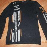 Пуловер мужской, размер м-l.