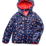 Деми куртка-жилет 2в1 трансформер для девочки