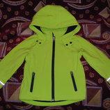 Новые куртки - ветровки Тополино 86-104 см