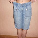 Шорты, капри, Street One, 28 размер, джинсовые, летние, наш 46,M,L