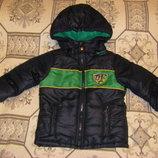 Осенне-Зимняя куртка LUPILU рост 86-92 см