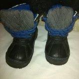 Ботинки baby Gap р-р 11 для мальчика