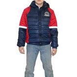 Демисезонные курточки для мальчиков 146-164 отличное качество
