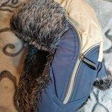 Детская зимняя шапка для мальчиков, 52-54р.