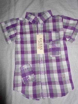 Качественная рубашка Guess 4 года