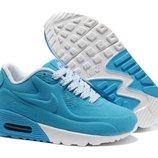 Детские кроссовки Nike Air Max Kids 90 - голубые