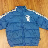 Куртка зимняя на 5-7 лет, 116 см,EXIT снижена цена