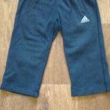спортивные фирменные штаны ADIDAS 92 CM
