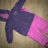Domyos 1.5 года куртка весна-осень и комбинезон термо