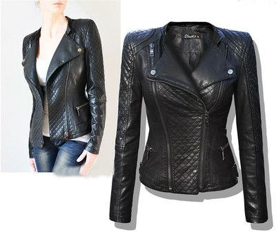 a656667ee4b8 Женская кожаная куртка  1080 грн - демисезонная верхняя одежда в ...