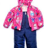 Деми демисезонный костюм для девочки трансформер