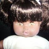 Шикарная испанская мулаточка кукла красавица JUAN FERNANDES ONIL 52 cм винтаж