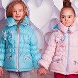 Шикарные демисезонные курточки от Тм Baby Angel 104.110.116 в наличии