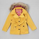 Эффектное пальто DollHouse для девочки р.р. на 5-6 и 6-7 лет Америка.