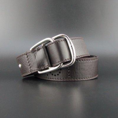 Ремень кожаный мужской под джинсы Louis Vuitton 096