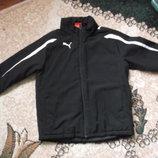 Продам утепленную куртку на мальчика8-ми лет