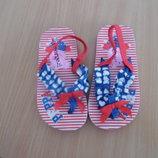 Кроксы аквашузы ветнамки обувь для пляжа бассейна новые 17,6 см пепа