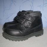 ботинки демисезонные urban outlaws р10 28 стелька 18 см