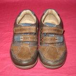 Кожаные туфли-кроссовки Clarks - 20 4F - размер