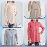 Туника блуза для беременных цвета в ассортименте