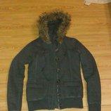 куртка парка no name S
