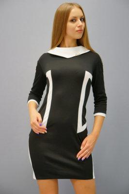 Супер Модное Платье Лиа длинный рукав