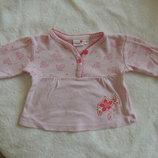 Кофточка-туничка для девочки Prenatal 56р.