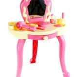 Трюмо детское Столик для макияжа с аксессуарами Орион, Украина,арт.563