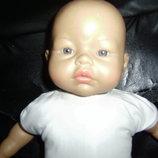 Кукла-Пупс новорожденный младенец ANTONIO JUAN Испания оригинал 40 см клеймо