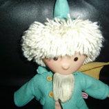 Коллекционная кукла Песочный человечек Гетц GOTZ Германия оригинал клеймо номер