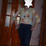 продам летнюю блузку на разм 44-46