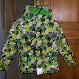 Яркая новая куртка Тополино, 98 -116