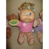 Куклы капустки Cabbage patch kids от Мател, Хасбро , Пасифик и Плей Элоун.