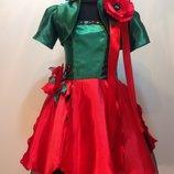 Платье-Костюм Мака, Украиночки