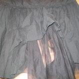 Гламурная юбка х/б,коттон,сетка,фатин S-M 44-46