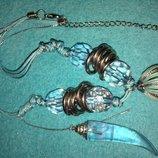 Бусины, кулоны, серьги для рукоделия ЧАСТЬ 7 бусы, серьги, кольцо