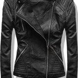 Женская молодежная куртка-косуха