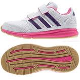 Детские кроссовки Adidas LK SPORT White Pink